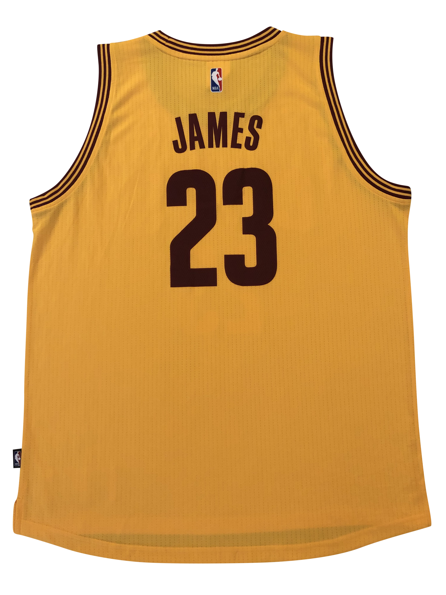 best authentic a4c21 4f17c Lebron JAMES #23 Cleveland Cavaliers SWINGMAN Jersey 2014/17