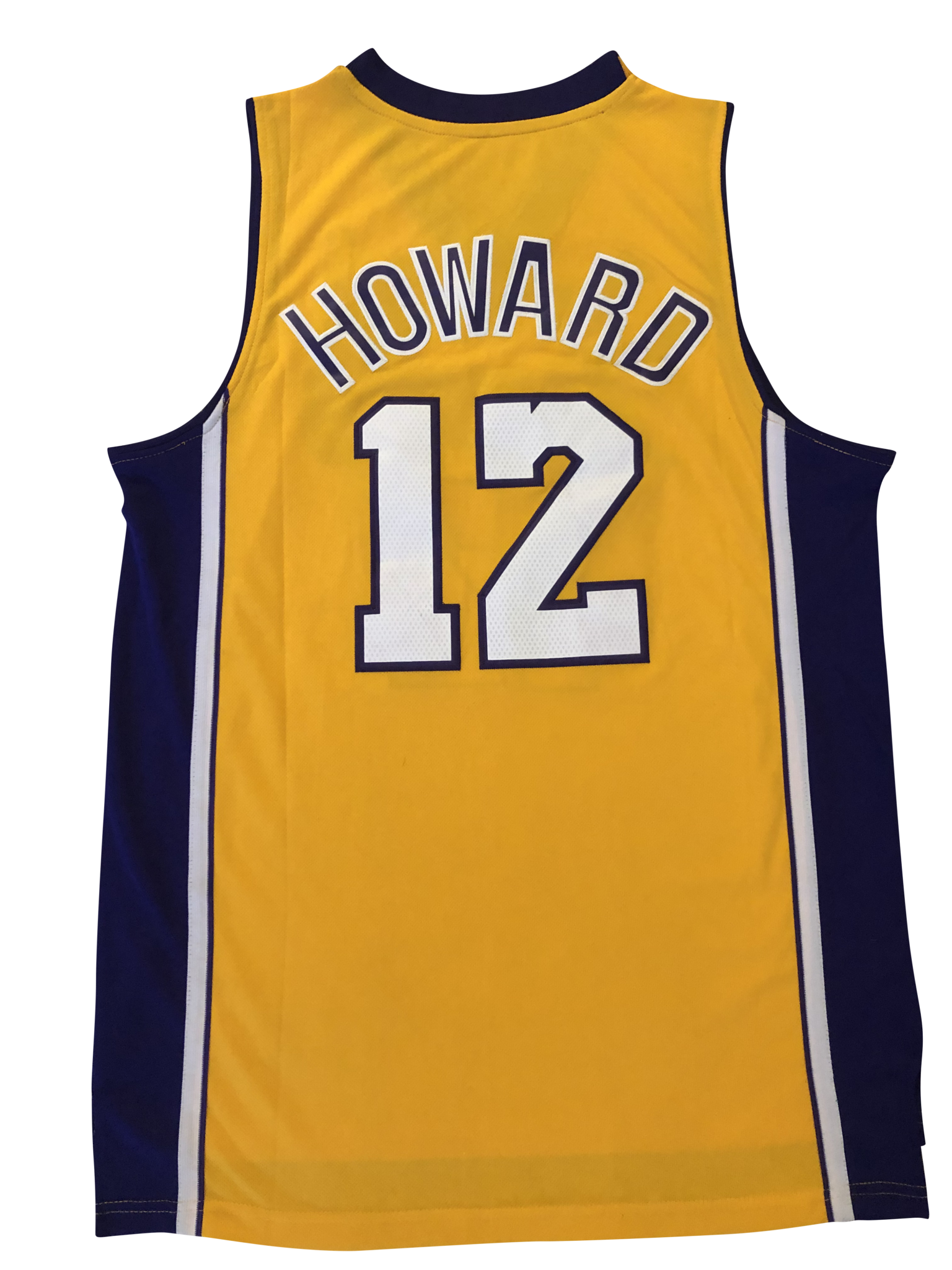 Activewear Tops New Adidas Swingman Dwight Howard 2014 Nba West All Star Replica Jersey #12 Fan Apparel & Souvenirs